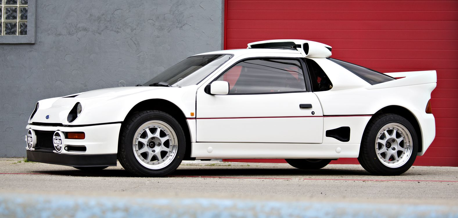 Ford Rs200 Evolution Group B Amp S Prototype Rally Group