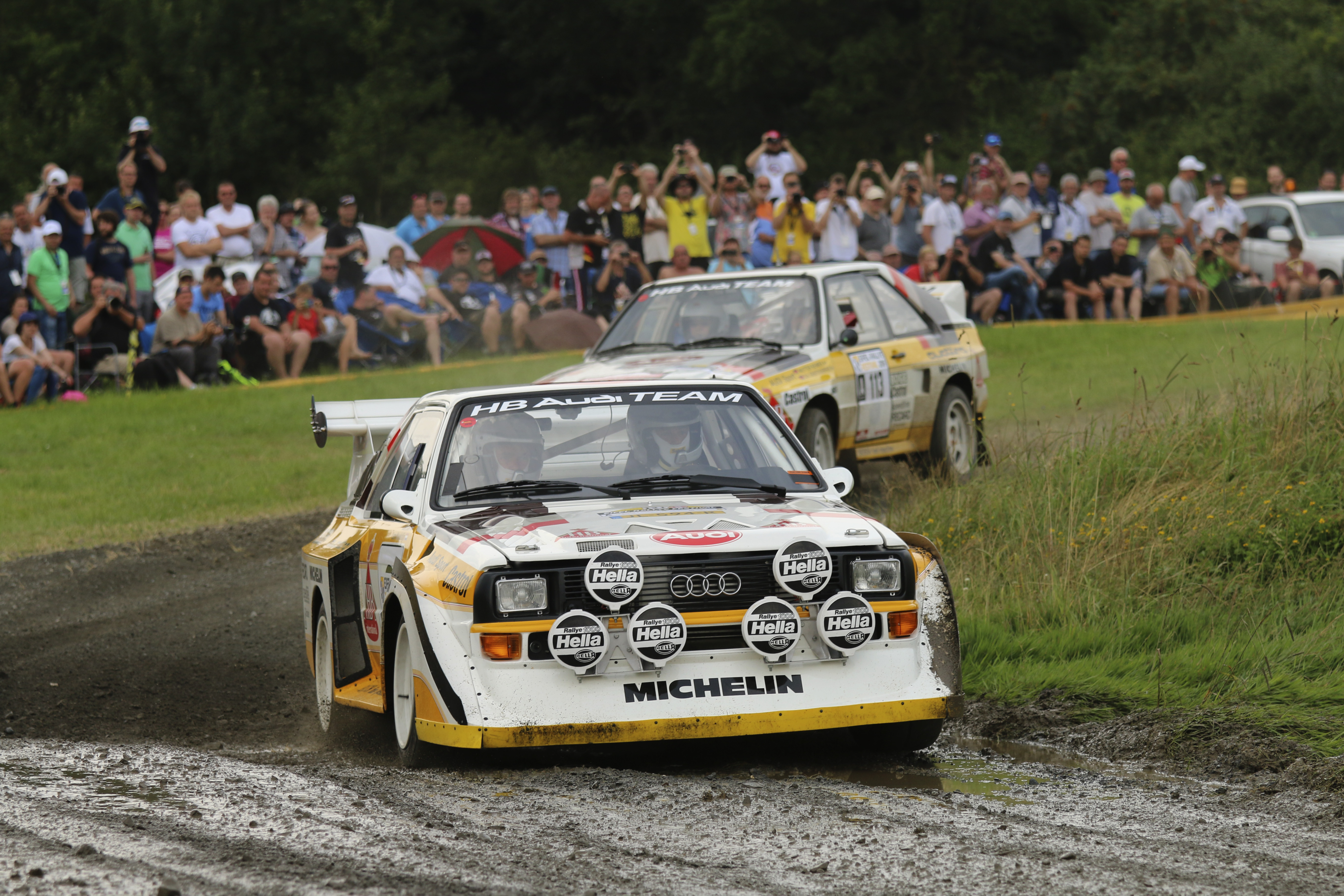 audi quattro sport rally bing images. Black Bedroom Furniture Sets. Home Design Ideas