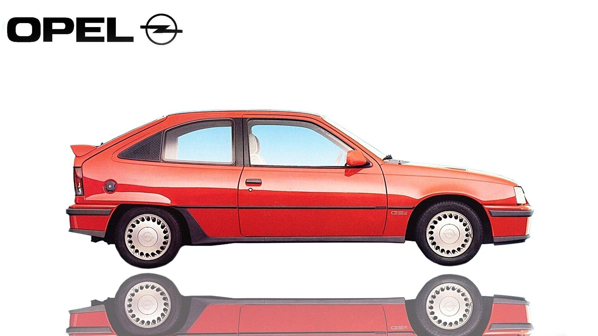 Vauxhall astra 4s opel kadett e 4s gr b s prototypes for Opel kadett e interieur