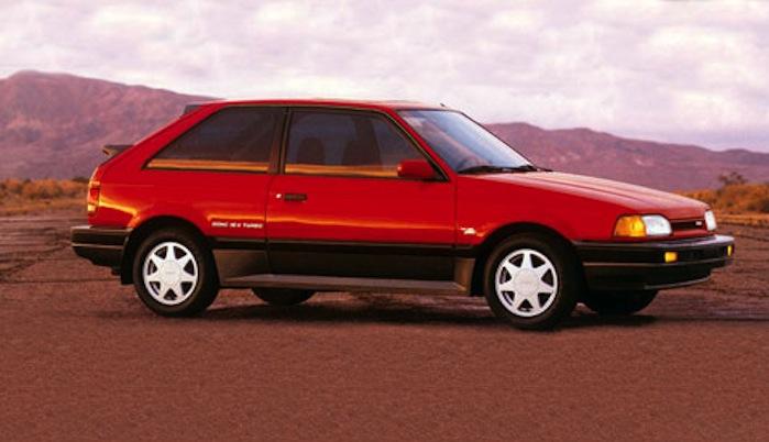 1989 Mazda 323 Gtx Rally Group B Shrine